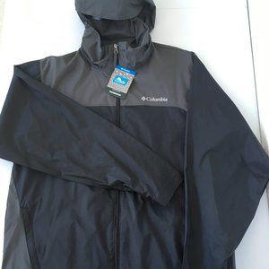 Columbia Glennaker Lake Rain Jacket Medium NWT